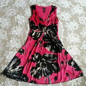 Bisou Bisou |Michelle Bohbot floral dress
